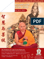 Zong Rinpoche 2013