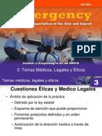03 Tema Medicos Legales y Eticos