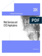 Manual Web Services and CICS