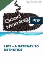 Lips Gateway to Esthetics