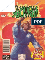 601 Samurai John Barry
