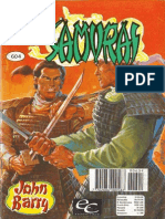 604 Samurai John Barry