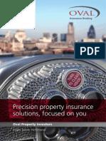 Oval Property Investors Insurance Brochure