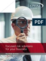 Oval Risk Services Brochure