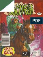 630 Samurai John Barry