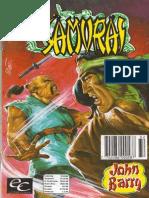 636 Samurai John Barry