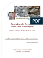 Sustainable Penang