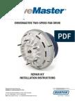 Drivemaster 2speed Installation Instructions