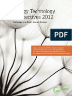 Energy Technology Perspectives 2012