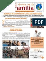 EL AMIGO DE LA FAMILIA domingo 24 noviembre 2013.