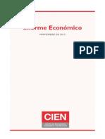 CIEN - Informe Economico