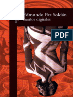 Paz Soldan Edmundo - Sueños Digitales