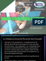 Ponencia Est Pisc Sn Fdo Apure 28 29 Junl 2005
