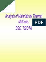 Thermal Analysis (2)