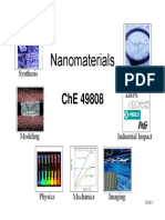 Nanomaterials 1 Nanoparticle Synthesis Online(1)