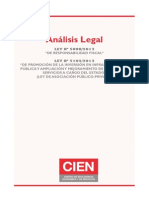 CIEN - Analisis Legal