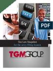 Tax Law Snapshot for 2013 Filing Season