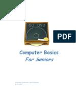 Computer Basics for Seniors. (Always a work in progress).