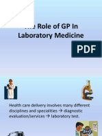 1. The Role of GP in Lab.Medicine.ppt