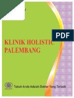Buku Saku Klinik Holistic Palembang
