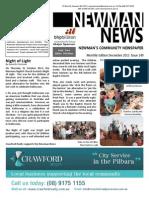 Newman News December 2013 Edition