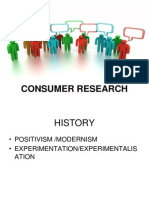 Research in Consumer Behaviour