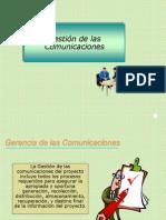 Gestion de Las Comunicaciones
