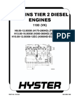 Manual Motor 1100