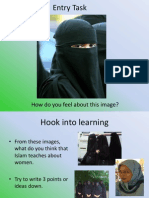Women in Islam Ppt