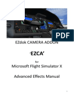 EZdok CAMERA ADDON Advanced Effects Manual