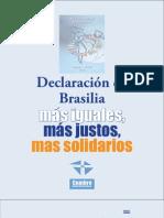Declaracion de Brasilia