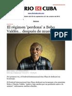 Boletín de Diario de Cuba | Del 29 de septiembre  al 2  de octubre  de 2013