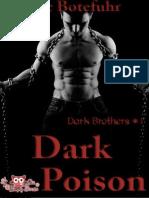 Dark Poison 01 - Serie Dark Brothers