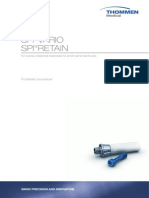 Spi Vario Spi Retain Prosthetic Procedure En