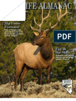 "Wildlife Almanac (Read in ""Fullscreen"")"