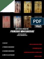 227e639a1e Charla 02 Primeras Vanguardias