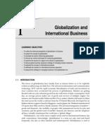 Globlizationandinternatinalbusiness 1 Chapter