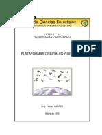 SD 34 Plataformas Orbitales y Sensores REUTER