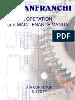 Air Conveyor Manual