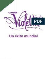 Televisióm | Violetta. Un fenómeno mundial.