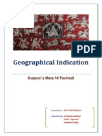 Introduction of Mata Ni Pachhedi