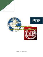 DERECHO INTERNACIONAL PÚBLICO Vs. DERECHO INTERNACIONAL PRIVADO Y DERECHO INTERNO