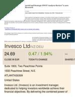Invesco Ltd