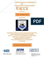 ICCE - 2013