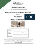 MIB Handbook 201314 Sept Campus v3