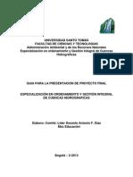 Guia de Proyectos_cuencas 2 2013