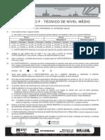 Prova 6 - Grupo f - Tecnico de Nivel Medio III (1)