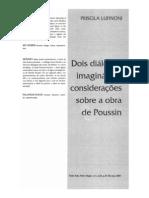 dois diálogos imaginários_priscila rufinoni