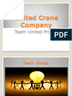United Crane Power Point