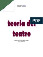 Teoria Del Teatro I